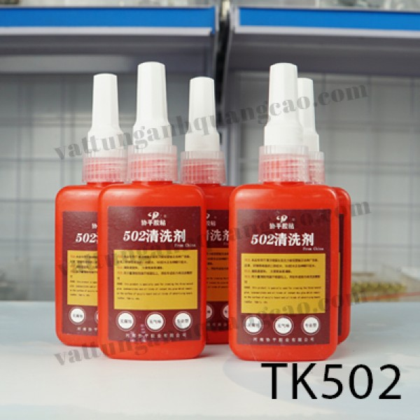 Dung dịch tẩy keo 502